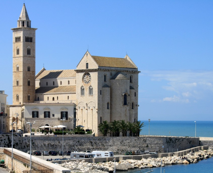 Cattedrale S.Nicola Pellegrino -Trani